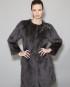 Lulu Coat In Anthracite Gray